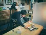 取材『多摩の魅力発信図鑑カード』